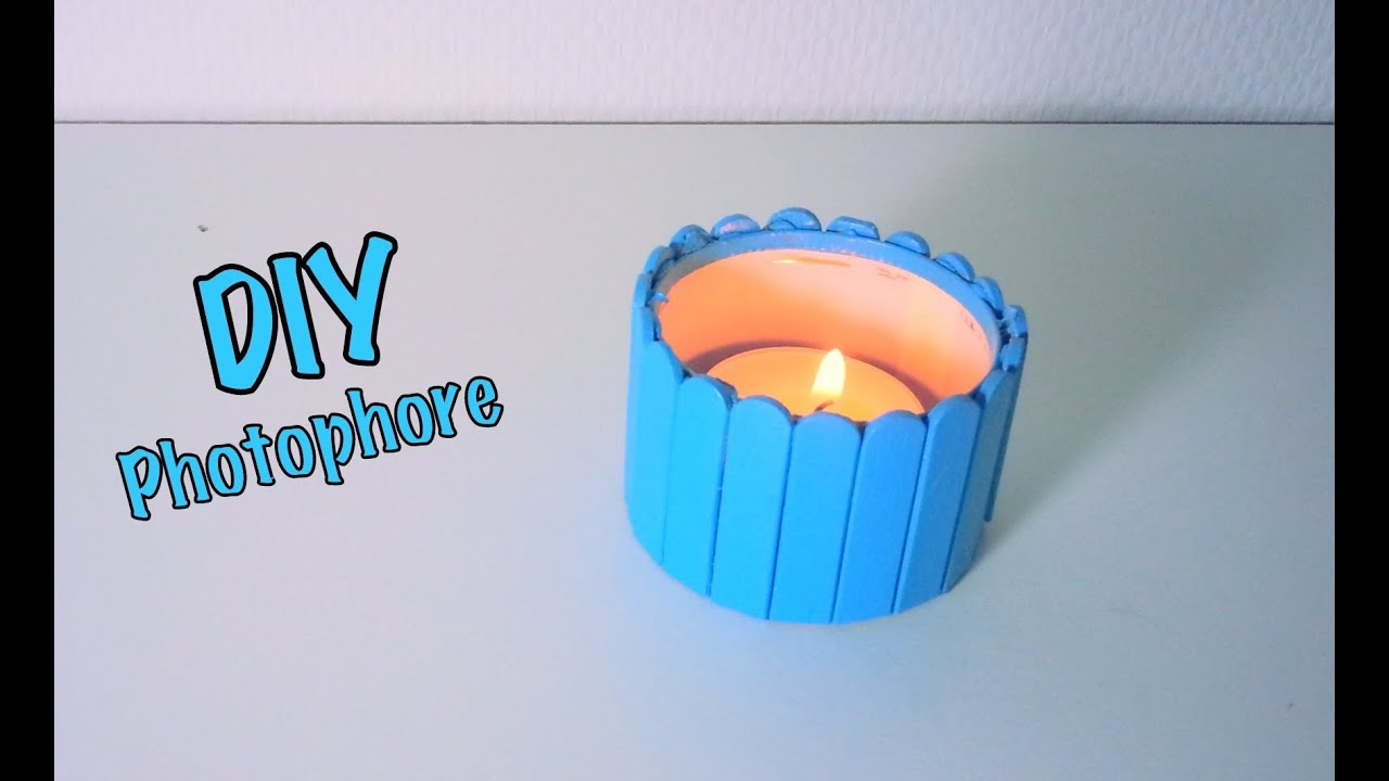 Diy recyclage photophore avec boite de conserve youtube for Customiser des boites de conserves