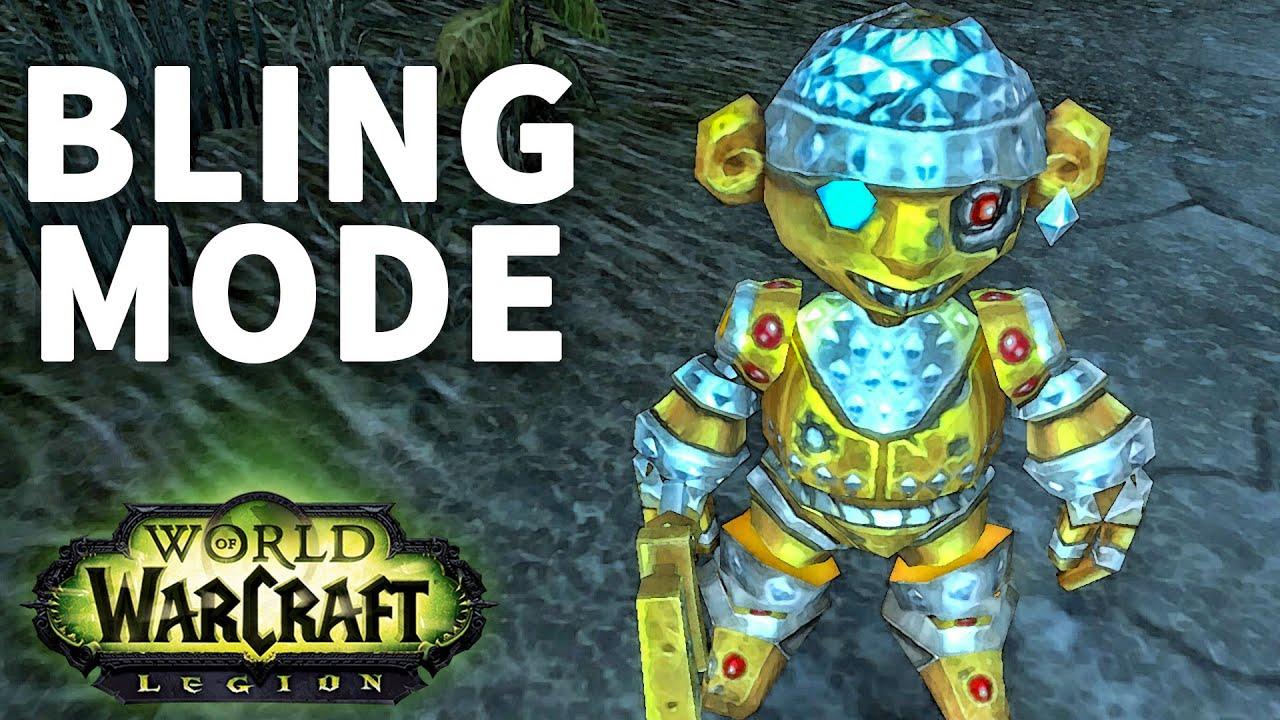 Reaves Module: Bling Mode WoW Engineering