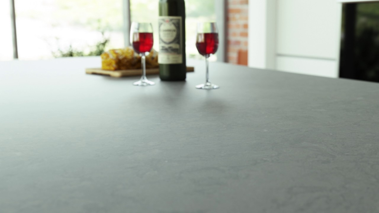Concrete Countertops Kitchen Wooden Toy Compare Cambria Matte™ Vs. High Gloss - Youtube