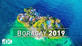 【4K】Drone Footage | BORACAY 2019 ..:: Philippines Most Beautiful Island Paradise