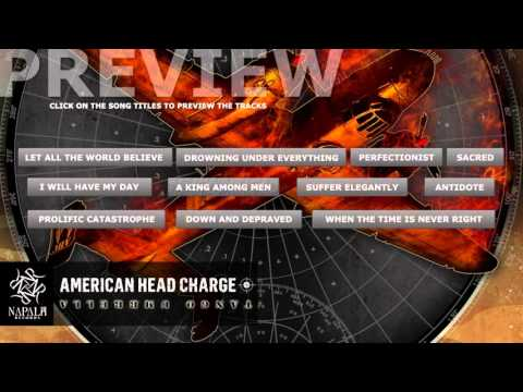AMERICAN HEAD CHARGE - Tango Umbrella (Preview)   Napalm Records
