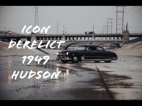 ICON Derelict 1949 Hudson Coupe