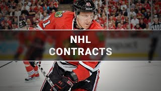 OTW: NHL Contracts