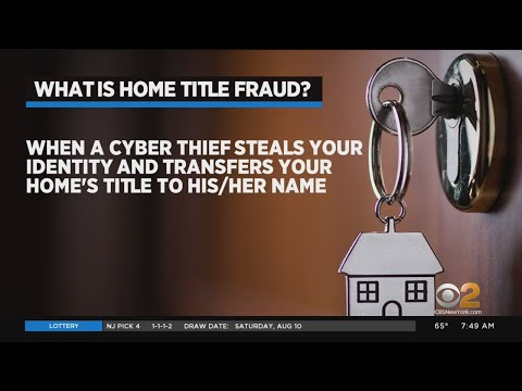 How To Protect Yourself From Home Title Fraud