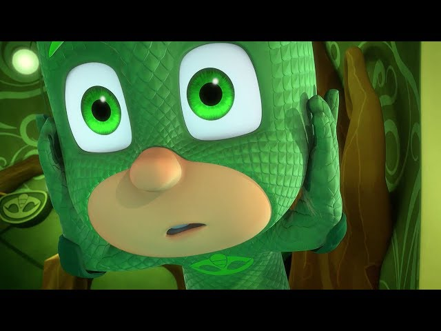 PJ Masks Episodes   Gekko and Romeo's Gadgets!   Cartoons for Children #127