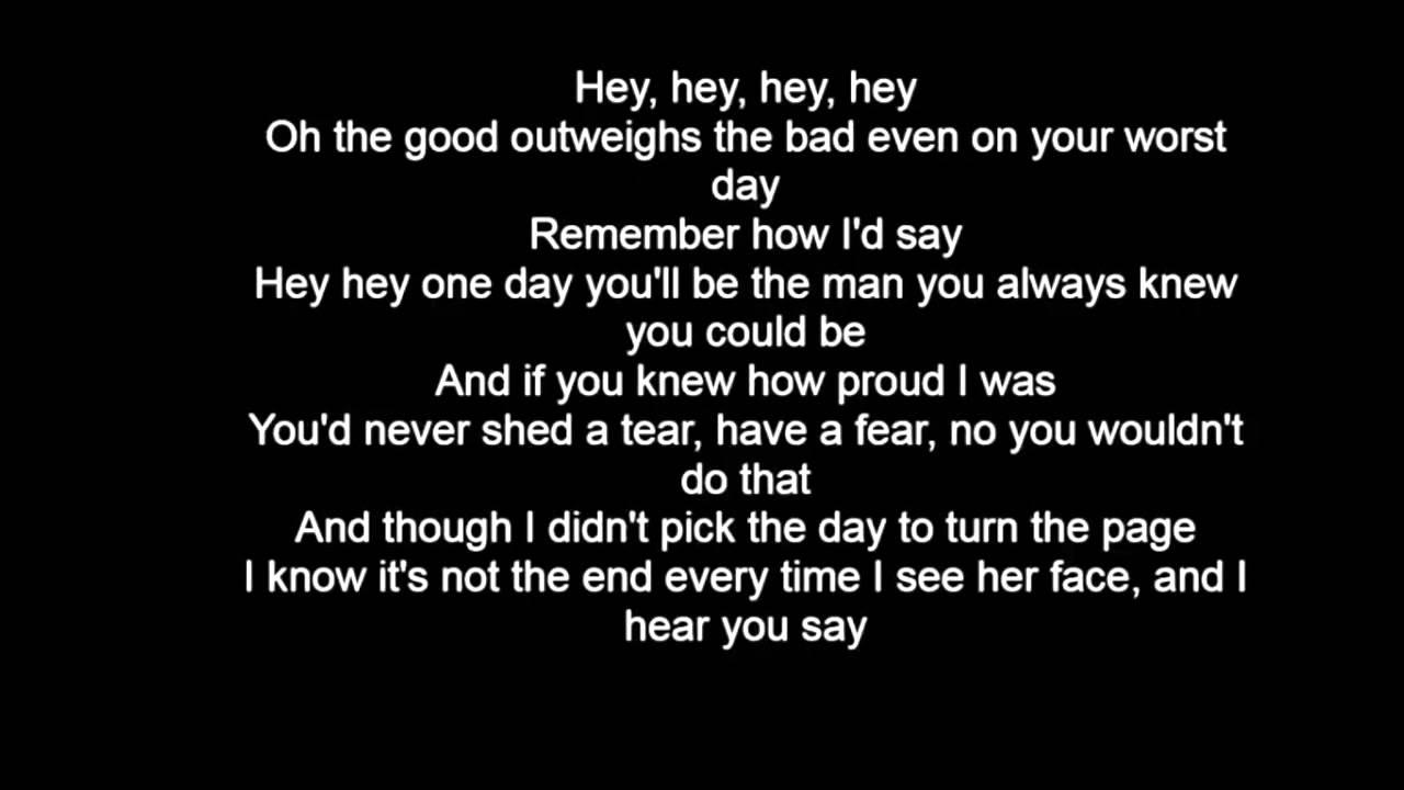 Kanye West ft. Paul McCartney - Only One (Lyrics) - YouTube