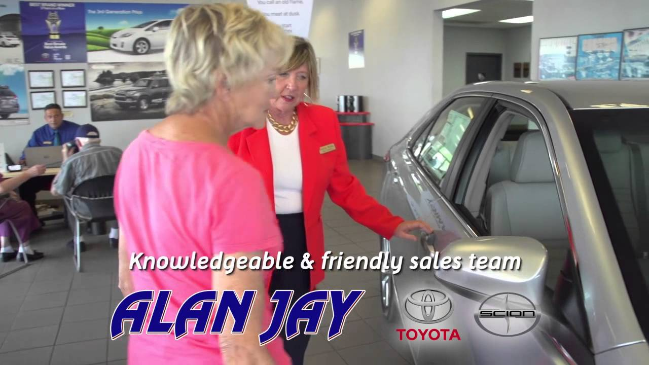 Alan Jay Toyota Intro To S And Service