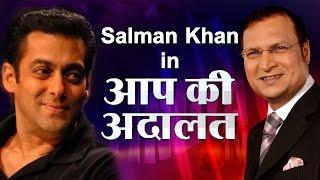 Salman Khan In Aap Ki Adalat Full Episode India Tv