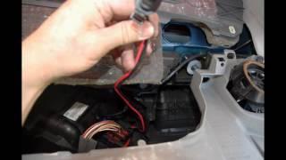 Heater resistor Renault Scenic 2001