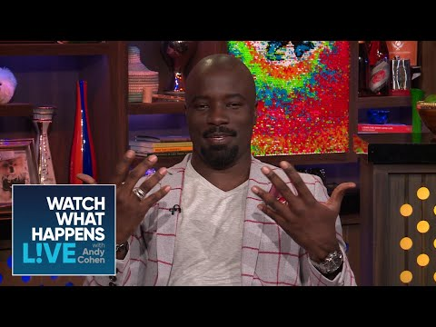 Mike Colter's Sexiest Body Part  WWHL