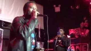 Dinco D and El Es Dee live Zulu anniversary 2014
