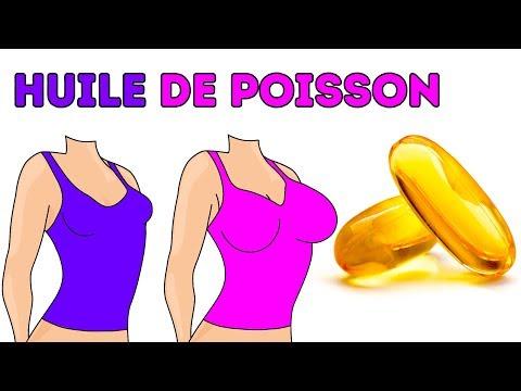 Consomme de L'huile de Poisson et Découvre Comment Ton Corps Changera
