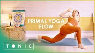 Primal Yoga Flow 10-Minutes Practice | Yoga With Tammy | Tonic