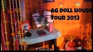 Ag Doll House Tour 2013