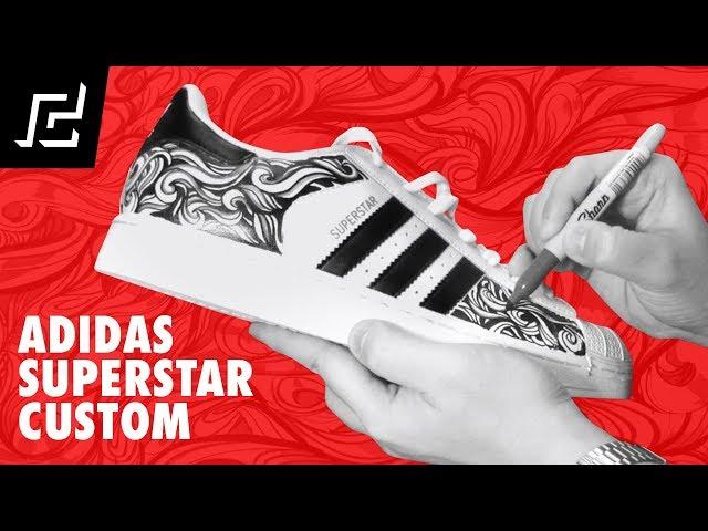 fac2c04c25df adidas superstar custom  adidas originals superstar black