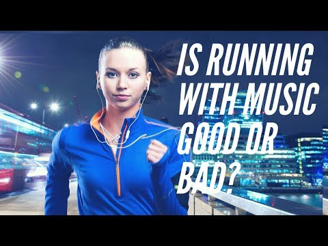 Should you run with music?