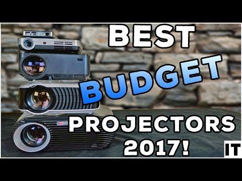 Best Budget Projectors of 2017!