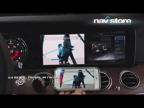 HDMI VIDEO INTERFACE IW-NTG55-N23 - MERCEDES NTG 5.5 NEW E-CLASS W213