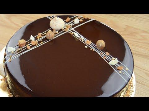 Recette #24 | Glaçage MIROIR à base de cacao