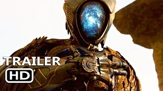 LOST IN SPACE Season 2 Official Trailer (2019) Netflix Series