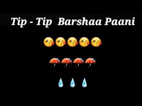 Tip Tip Barsha Pani.. 💧   || Neha Kakar || Whatsapp Lyrics 🎶