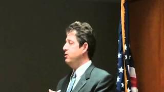 Newland & Newland, LLP Video - Bar Association Guest Lecturer Part 2