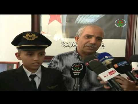 Air Algérie Utilise L'image D'un Orphelin Pour Redorer Son Image