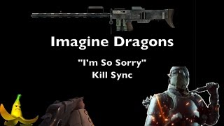 Battlefield one Kill Sync #1 - Imagine Dragons: I