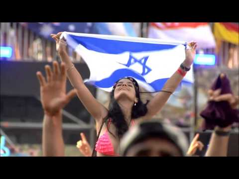 Alesso Ft Tove Lo Heroes live Tomorrowland 2014