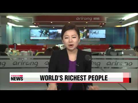 Michael Jordan joins Forbes′ 2015 billionaires list   빌 게이츠, 2년 연속 세계 최고 부자…이건희