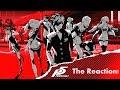 Persona 5 Final Trailer Reaction (Rogue Shadow No. 1)