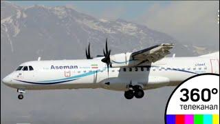 Владимир Путин выразил соболезнования в связи с крушением самолета в Иране