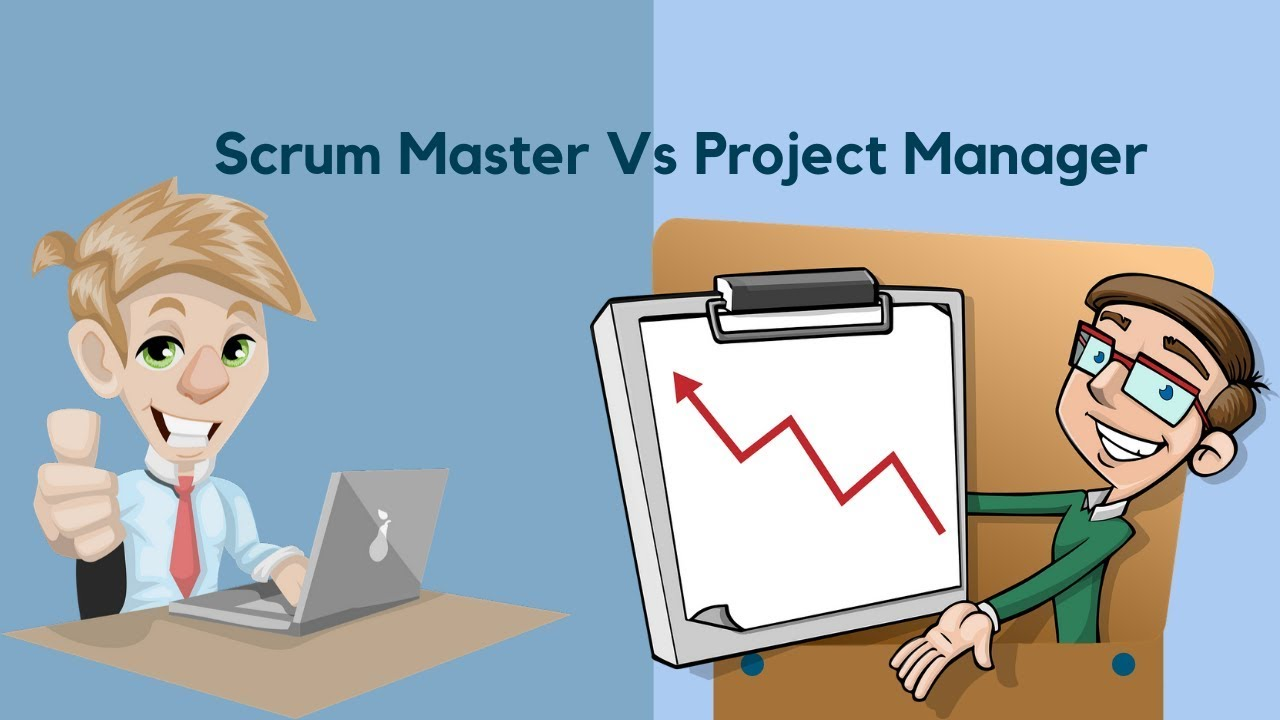 Scrum Master vs Project Manager - Differences & Similarities
