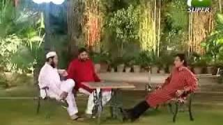 (funny conversation) Inzamam Ul Haq, Mushtaq Ahmed and Ramiz raja