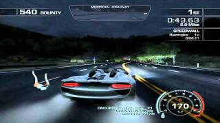 Need for Speed Hot Pursuit ~ Racer Gameplay ~ No Substitute