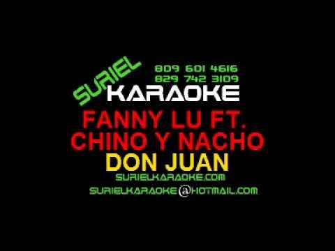 Fanny lu ft  chino y nacho don juan  Sk