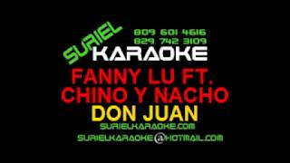 Fanny lu ft  chino y nacho don juan  Sk