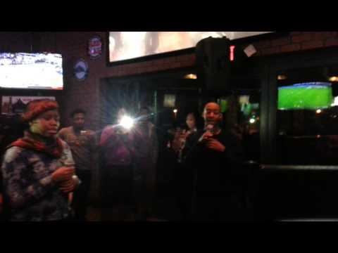 Karaoke Night!!!!!-Contagious