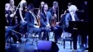 Roberto Cacciapaglia - Floating live at Teatro degli Arcimboldi (09/20/2007)