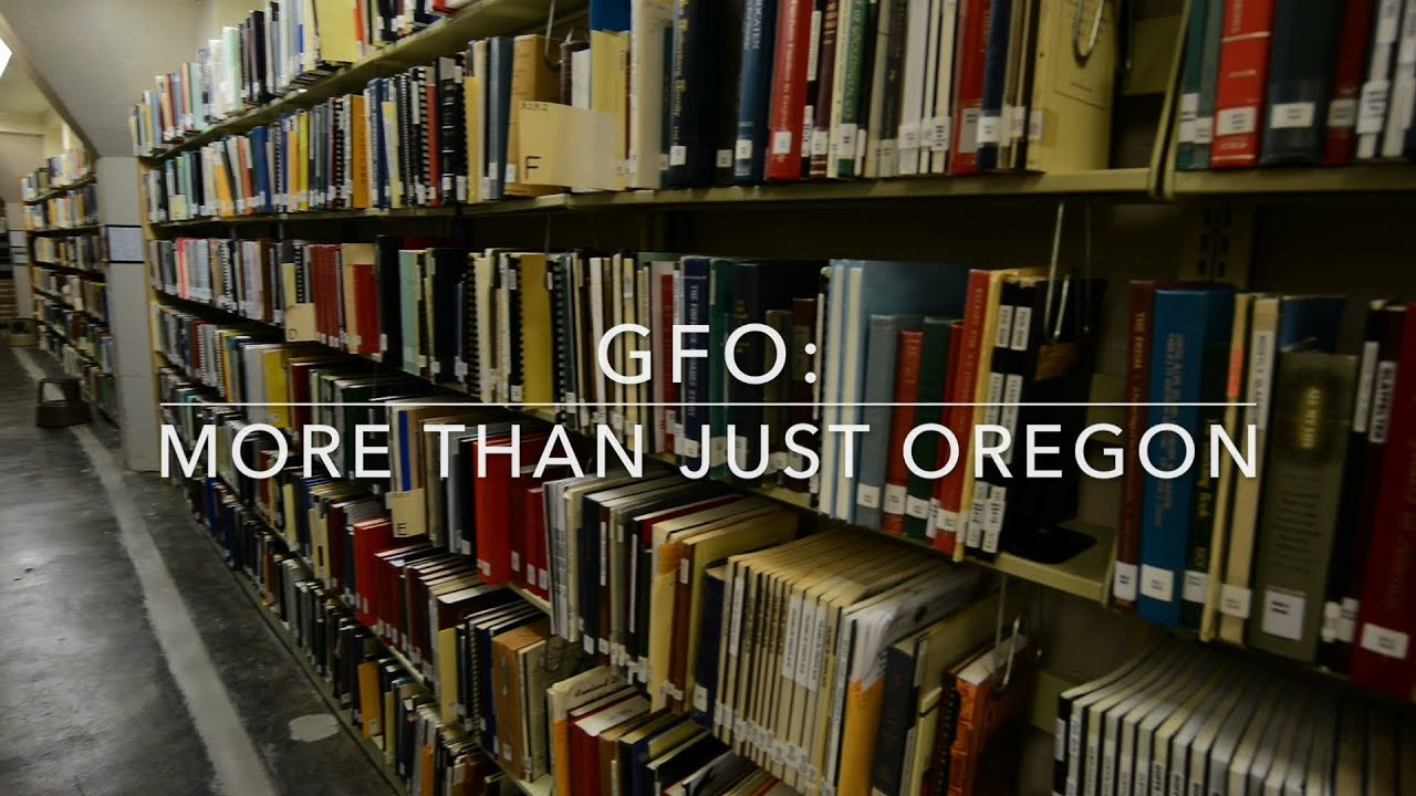 GFO:Research Library:Overview