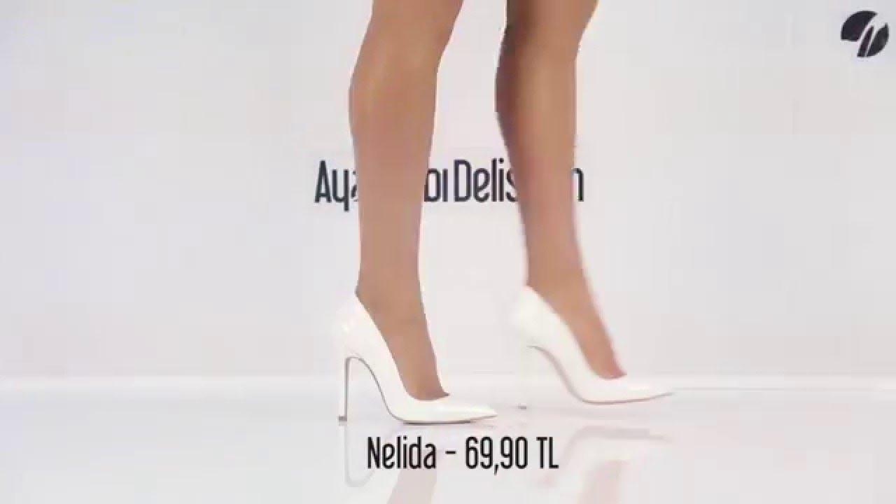 2019 Şık ve Abiye Ayakkabı Modelleri