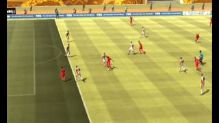 2015 Virtual World Cup Qualifying Jordan - Iran