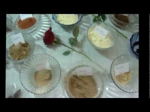 How To Make Ayurvedic Herbal Bath Powder At Home