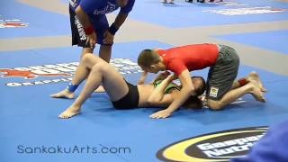 Mixed NoGi Match GQ 2012