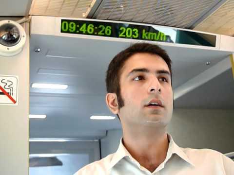 Demo LTE 4G a 430km h.MOV