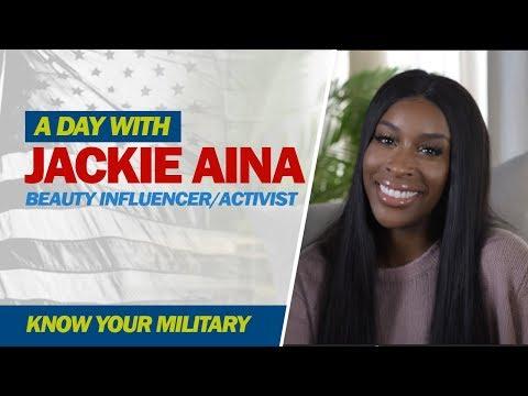 Army Reservist to Beauty Activist | Jackie Aina