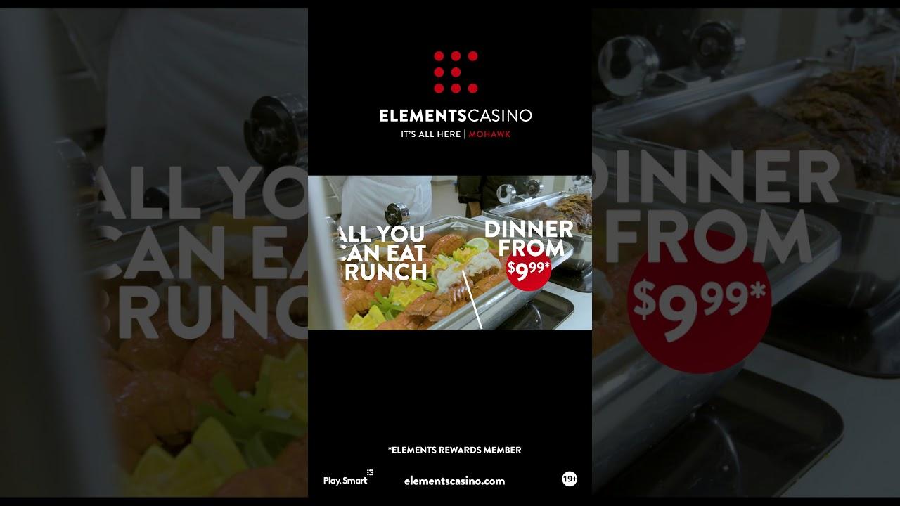 Element Casino Buffet