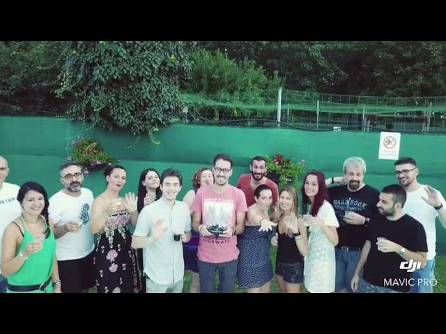 Il dream team di Tekapp vi saluta prima delle vacanze!!