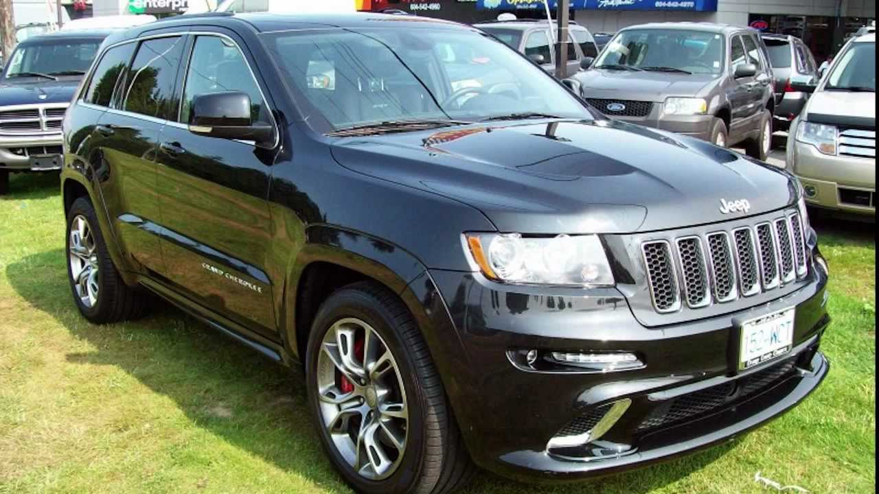 2017 Jeep Grand Cherokee Srt8 Navigation Panoramic Sunroof Inspected Ce Suv