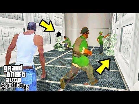 Вот, почему Сиджей должен был ограбить Казино после сюжета GTA San Andreas...